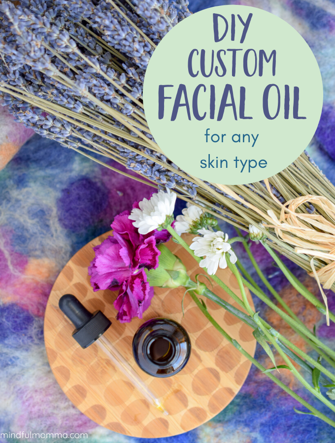 Custom DIY Facial Oil