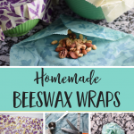 DIY Beeswax Wraps