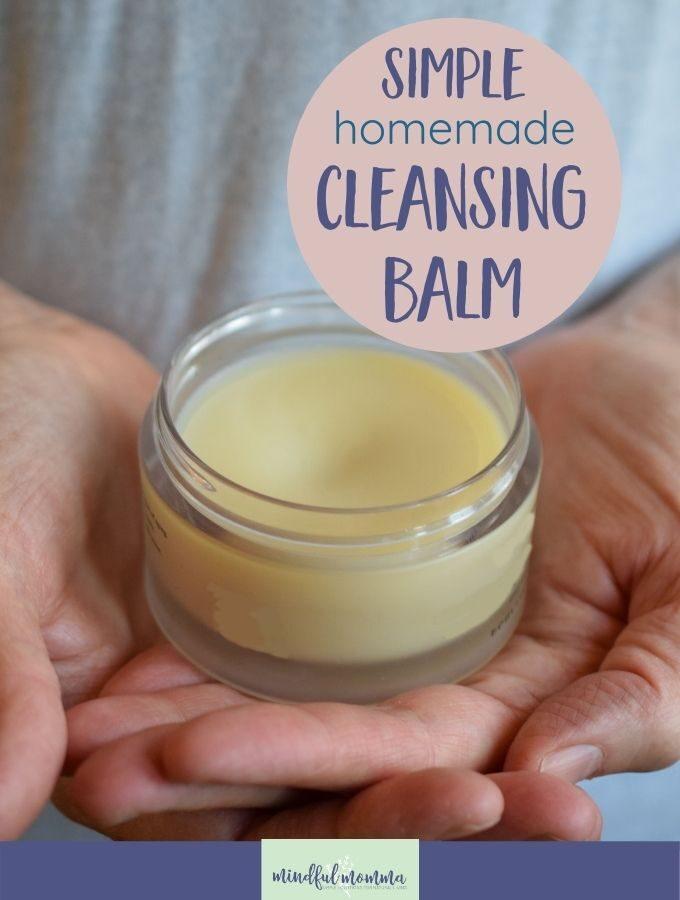 DIY Cleansing Balm Recipe