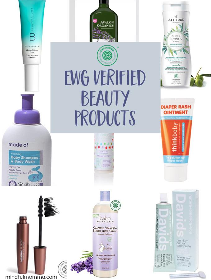 EWG Verified Products