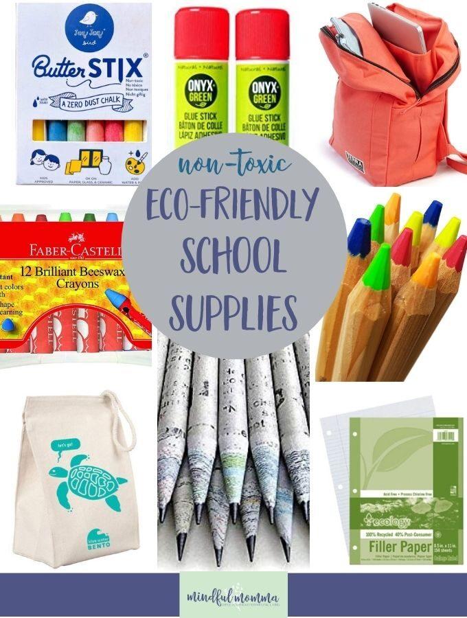 Eco-Friendly School Supplies