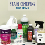 Eco Friendly Laundry Stain Removers – Put to the Test
