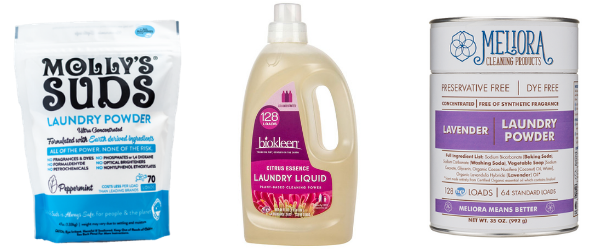 Eco Laundry Detergent products
