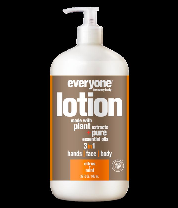 Everyone Natural Body Lotion