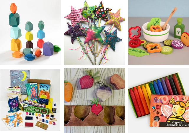 Eco friendly kids gifts