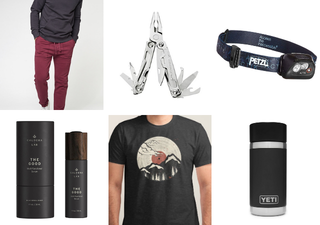 Eco friendly gifts for men
