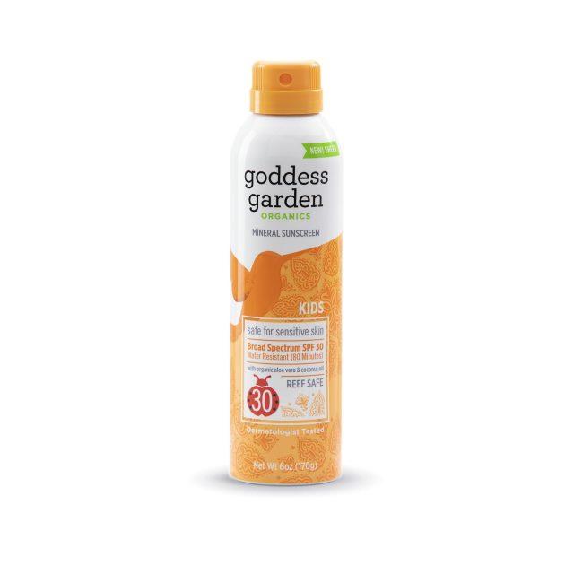 Goddess Garden sunscreen
