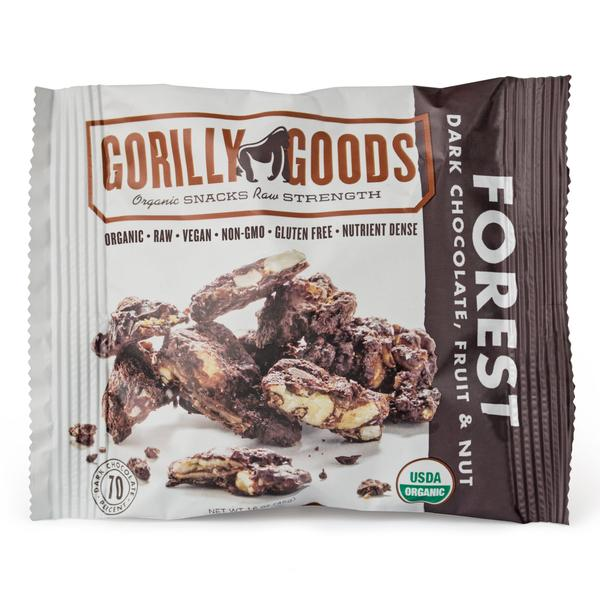 Gorilly Goods and other organic snacks