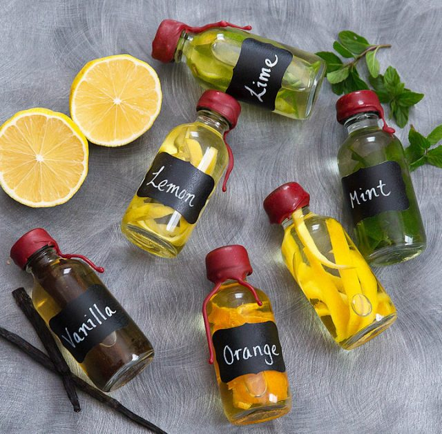 Homemade Extracts from Kirbie Cravings