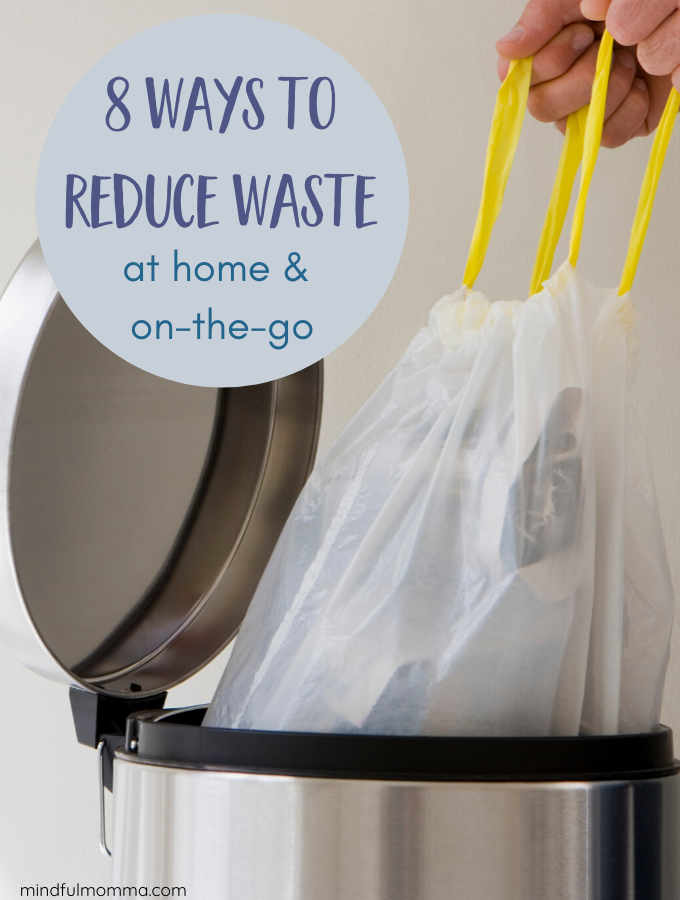 Ways to Reduce Waste at Home