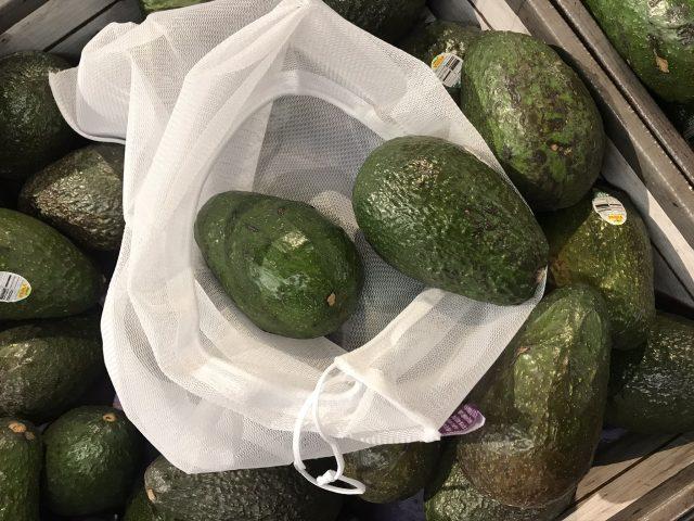 Mightyfix reusable produce bags