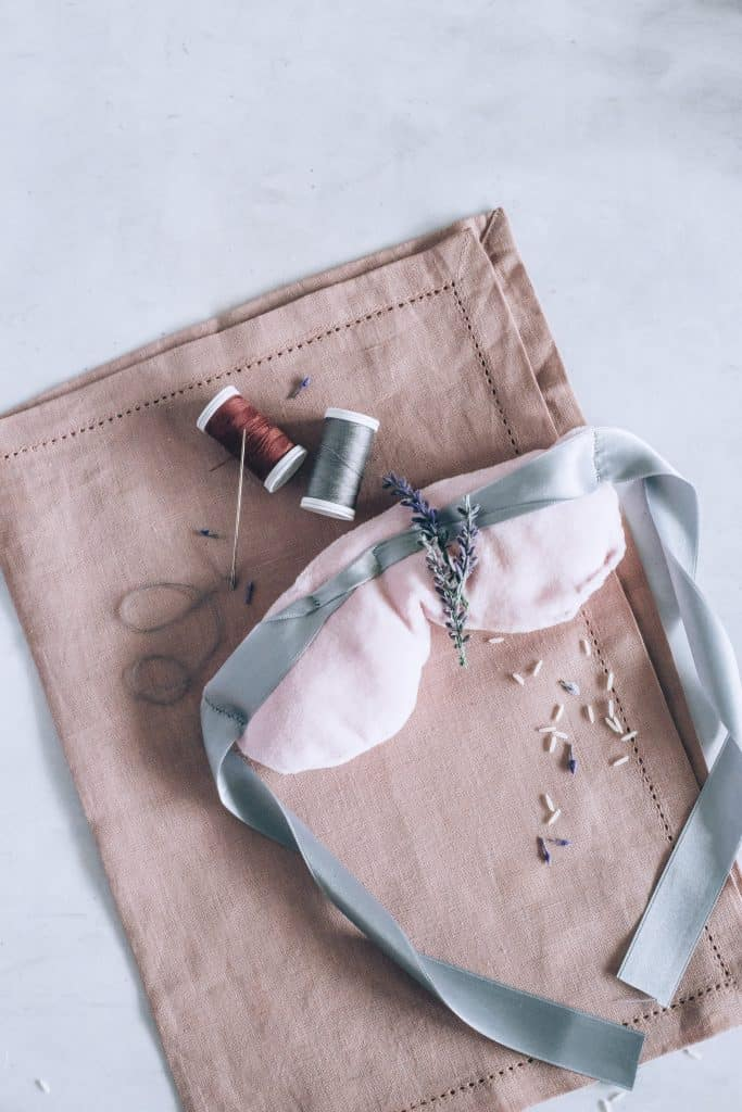 Lavender Eye Pillow from Hello Glow