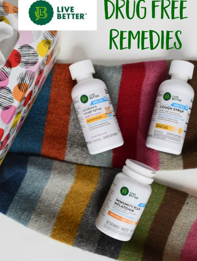 Live Better Drug Free Remedies from CVS Pharmacy