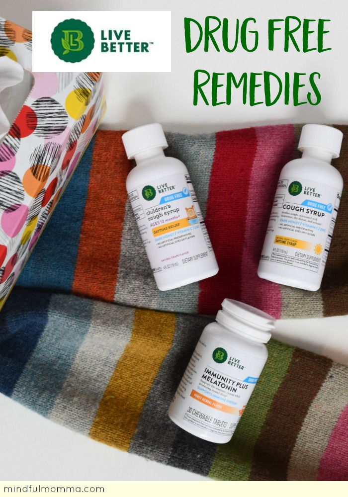 Live Better drug free remedies from CVS Pharmacy can help you be prepared for cold & flu season this winter by relieving symptoms and boosting immunity. #ad #FindYourHealthy #BetterHealthMadeEasy #health #remedies via @MindfulMomma
