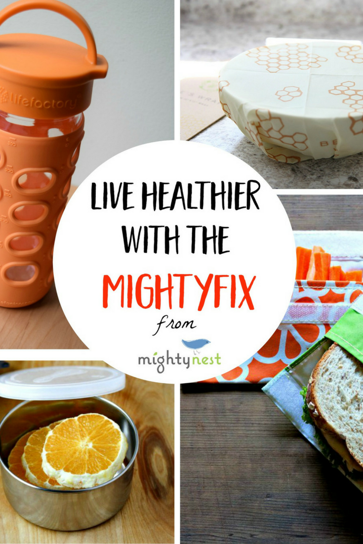 A monthly subscription to the MightyFix from MightyNest delivers eco-friendly and reusable products to help you live a healthier life. Mindful Momma readers get an extra special deal on their first FIX using my MightyFix promo code! #zerowaste #reusable #ecofriendly #greenliving via @MindfulMomma