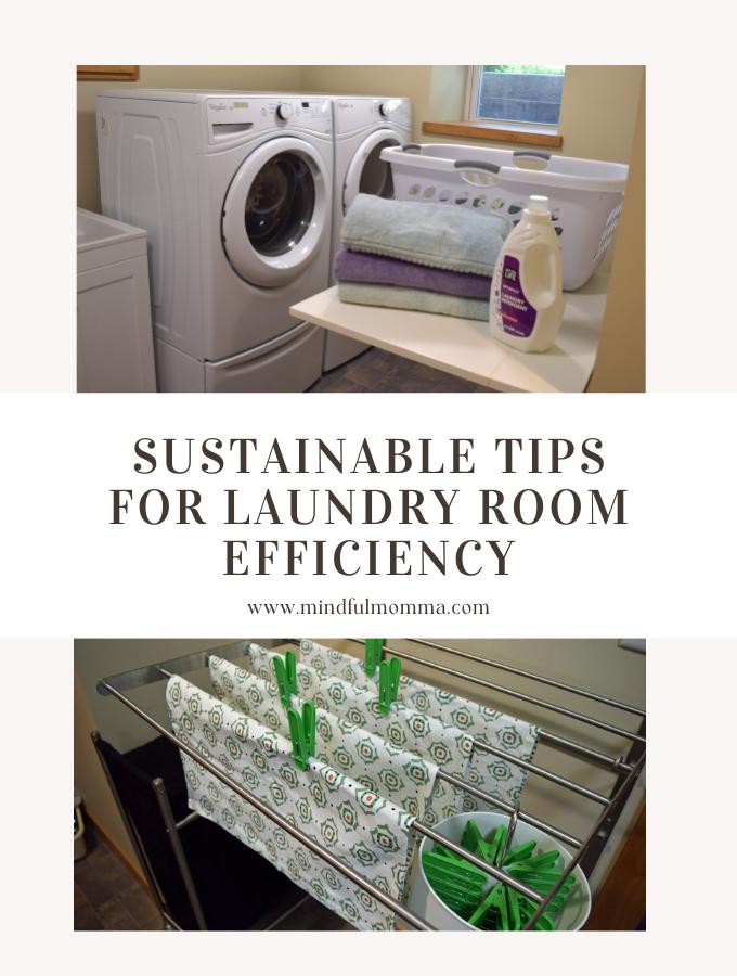 MIndful Momma Laundry Blog B