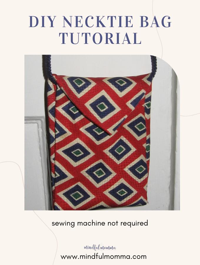 DIY Necktie tutorial