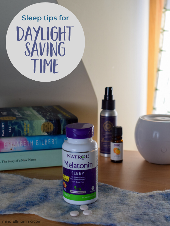 Natrol Melatonin Daylight Saving Time