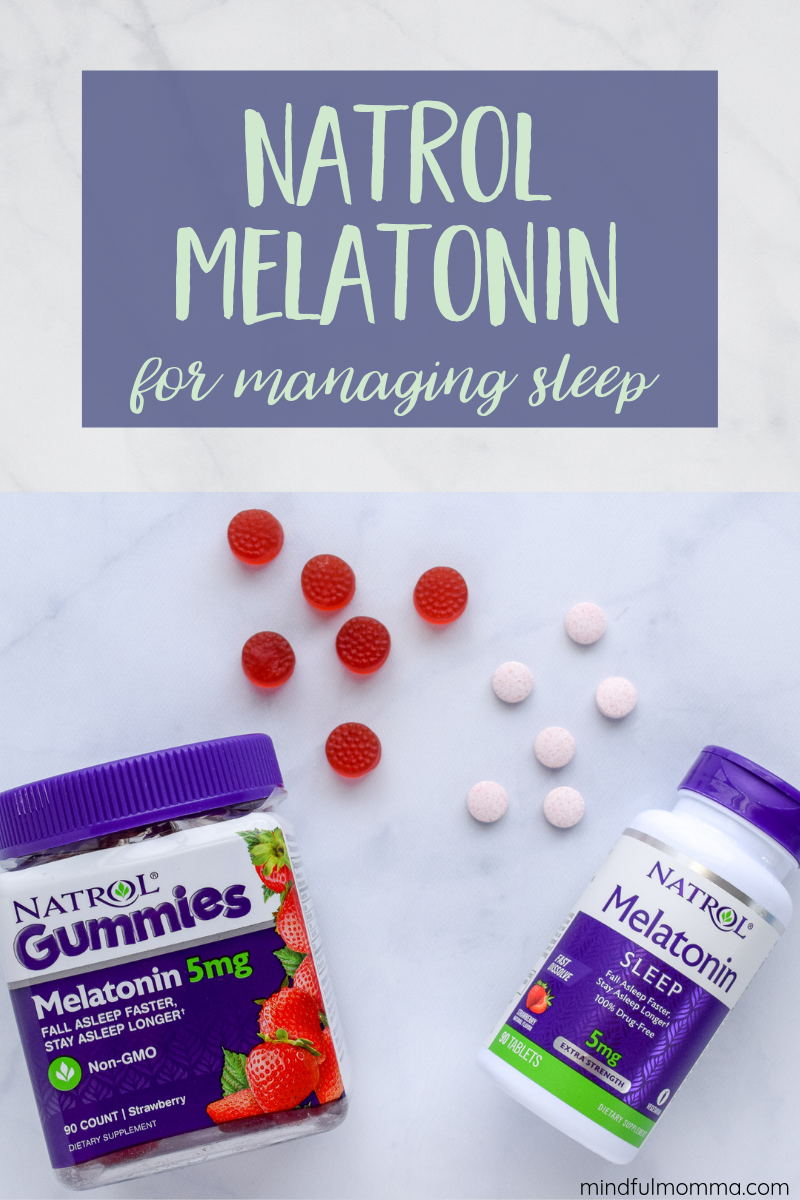 Learn how Natrol Melatonin can help improve your sleep during the daylight saving time transition by increasing melatonin levels in your body. Natrol Melatonin assists with occasional sleeplessness and helps you fall asleep faster, stay asleep longer and wake up feeling refreshed.  #ad #NatrolSleep #NatrolMelatonin #NatrolGummies #melatonin #sleep  via @MindfulMomma