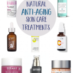 Natural Anti-Aging Skin Care Treatments