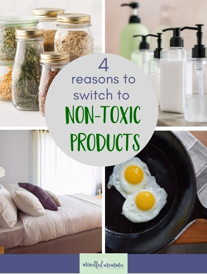 Reasons to switch to non-toxic products