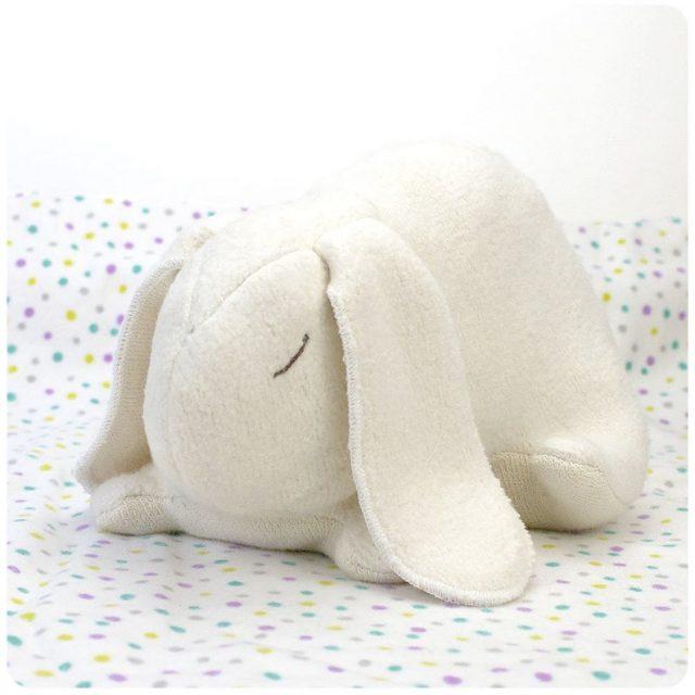 Organic Cotton Easter Bunny