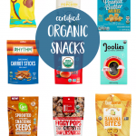 Organic Snacks You'll Want to Stock In Your Healthy Pantry