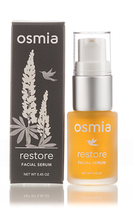 Osmia Restore Facial Oil Serum