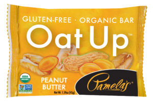 Pamela's Oat Up Bars and other organic snacks