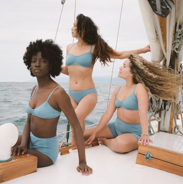 Pansy Organic Cotton Underwear