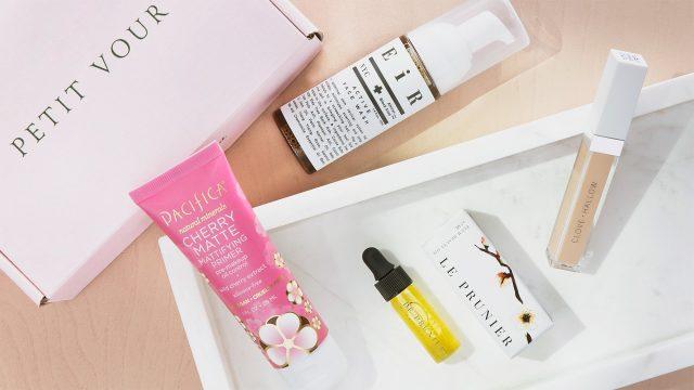 Petit Vour Beauty Box
