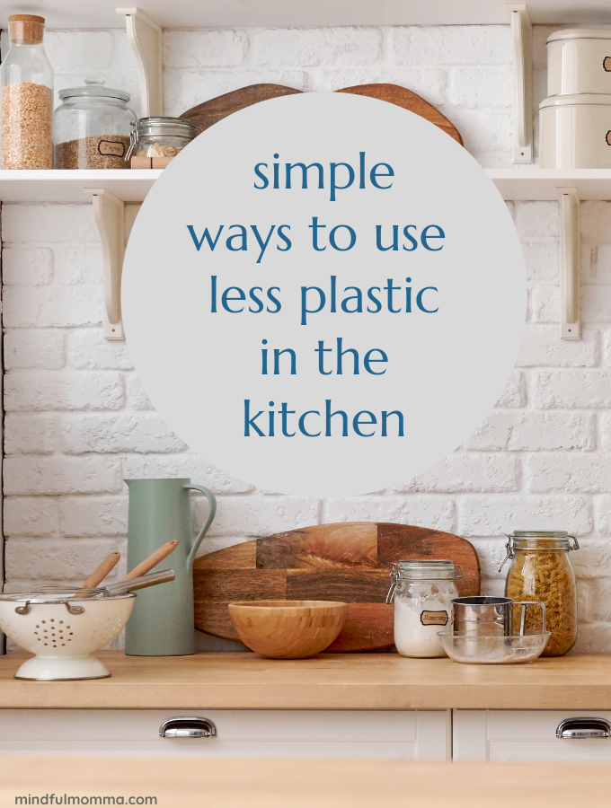 Plastic Free Kitchen