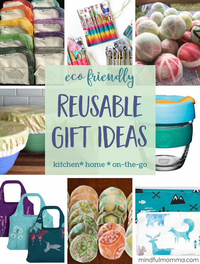 Eco Friendly, Reusable Gifts 2018 POST