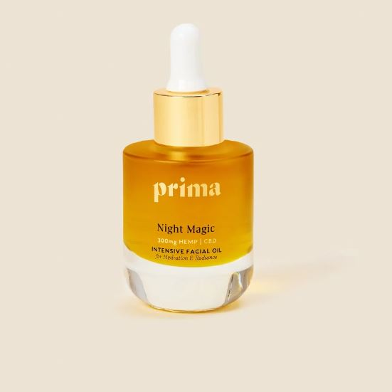 Prima Night Magic Facial Oil