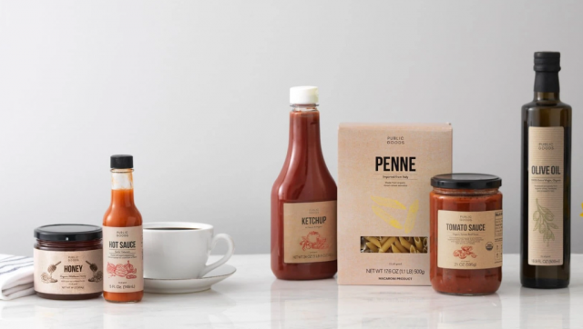 Public Goods Organic Food