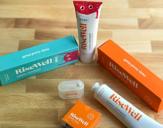 Risewell toothpaste