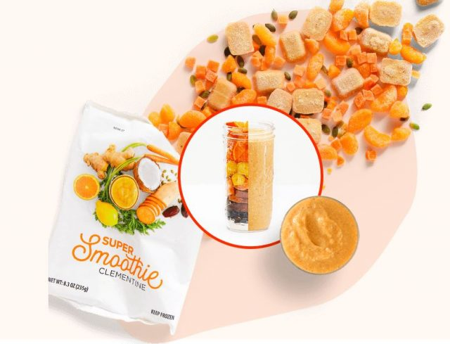 Smoothie Box Clementine
