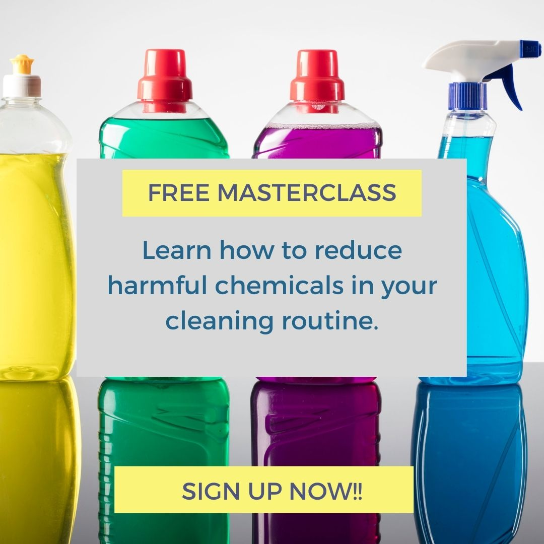 Spring Cleaning Masterclass