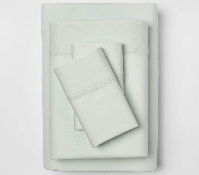 Natural & Organic Bedding - Target Threshold Organic Cotton Sheets