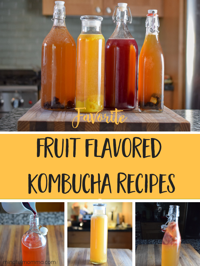 The Best Fruit Flavored Kombucha Recipes