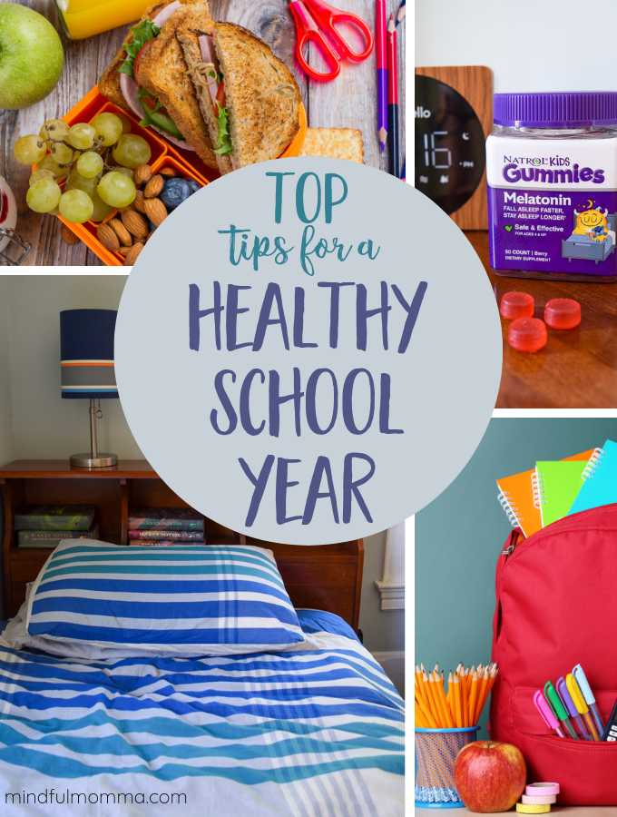 Tips for a Healthy Back-to-School Season