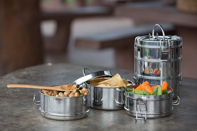 Stainless Steel Tiffin reusable lunch container