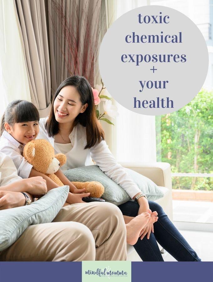 Toxic Chemical Exposures + Health