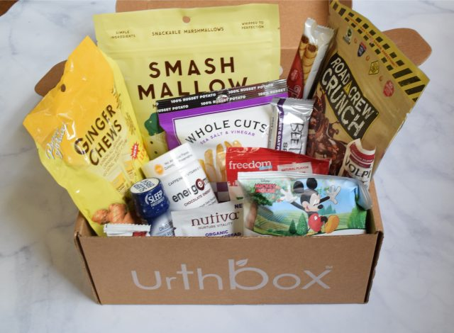 UrthBox and other natural subscription boxes