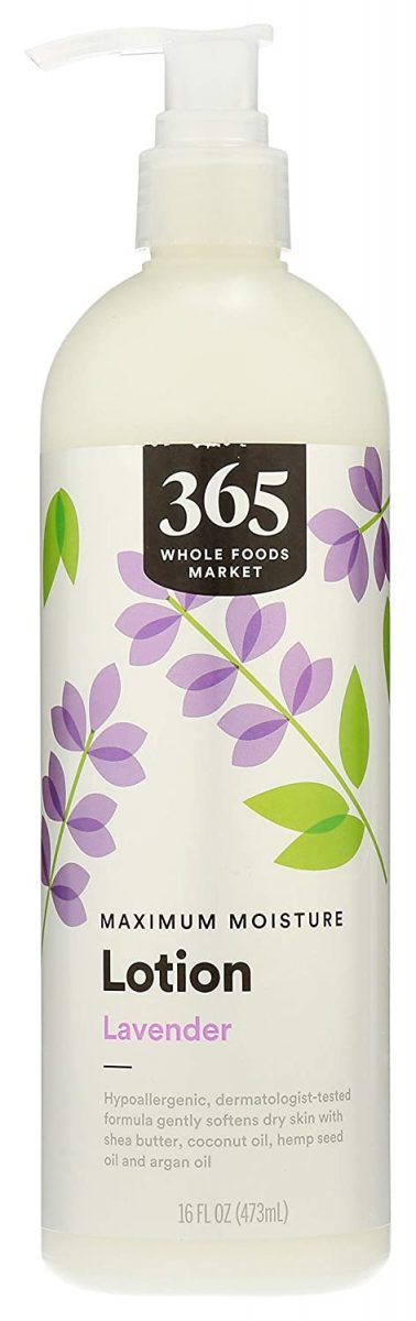 Whole Foods 365 Natural Body Lotion