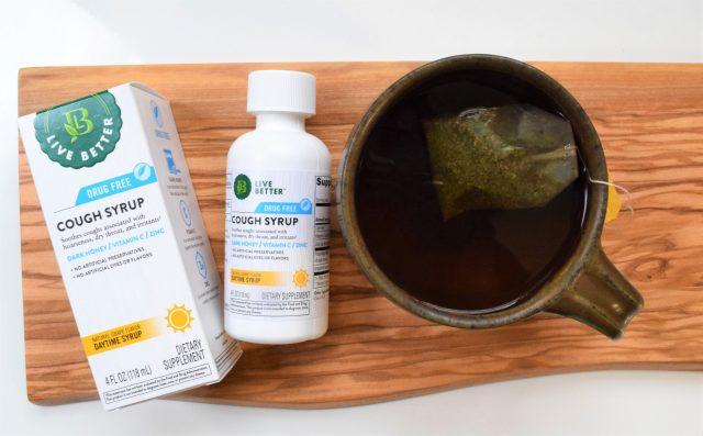 CVS Live Better Cough Syrup