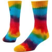 Maggie's Tie-Dye Socks
