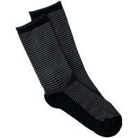 Maggie's Striped Crew Socks