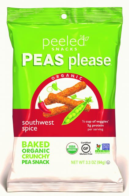 Peas Please and other organic snacks