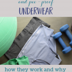 Period-proof underwear